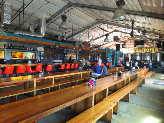 Austin Beer Garden taproom