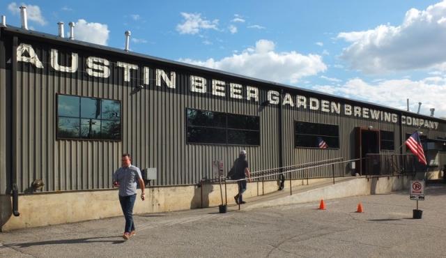 Austin Beer Garden Brewing Company