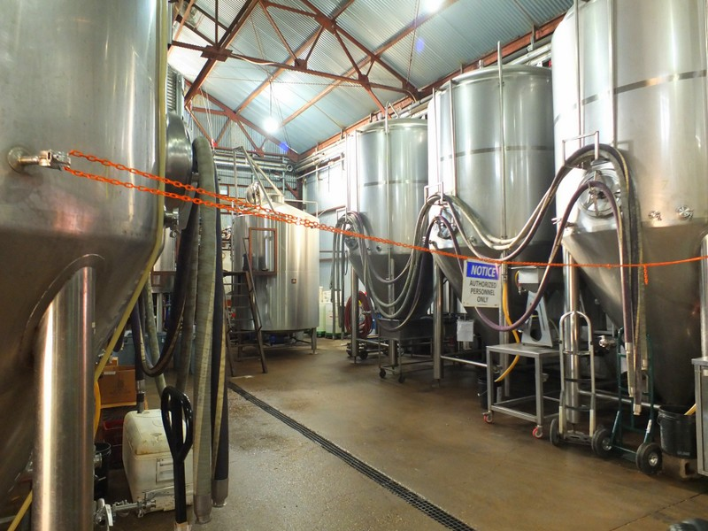Jester King brew house