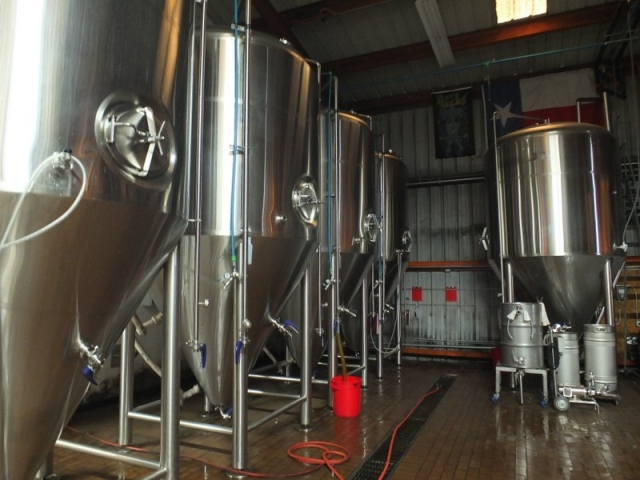 Brash Brewing Company brew house