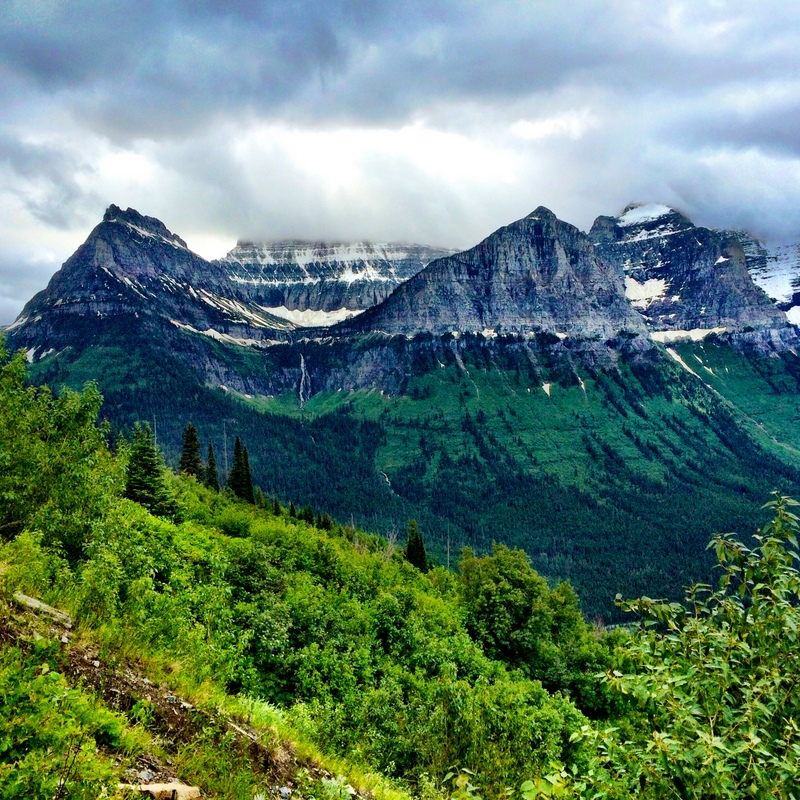 On Going-to-the-Sun Road