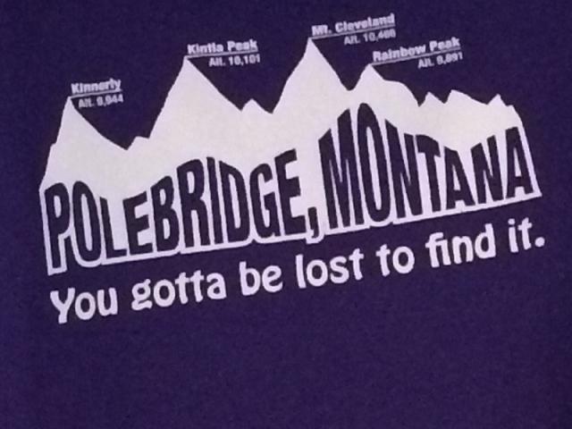 Polebridge T-shirt