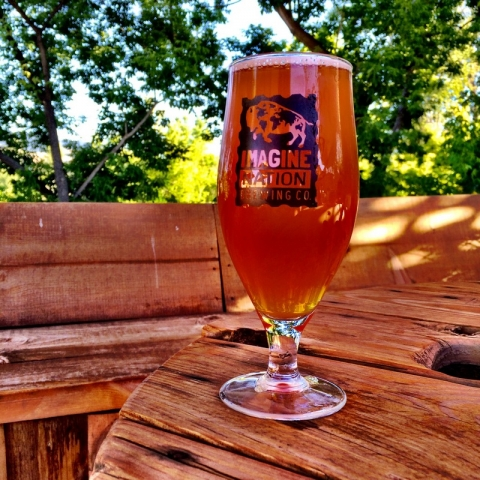 Imagine Nation Brewing Merging Waters River Ale
