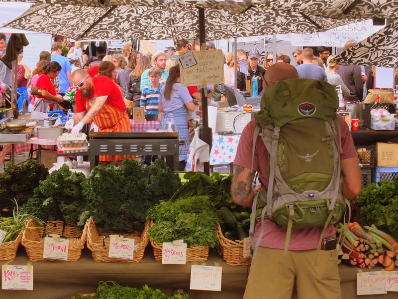 packin' veggies?