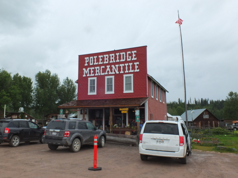 Polebridge Mercantile (and bakery!)
