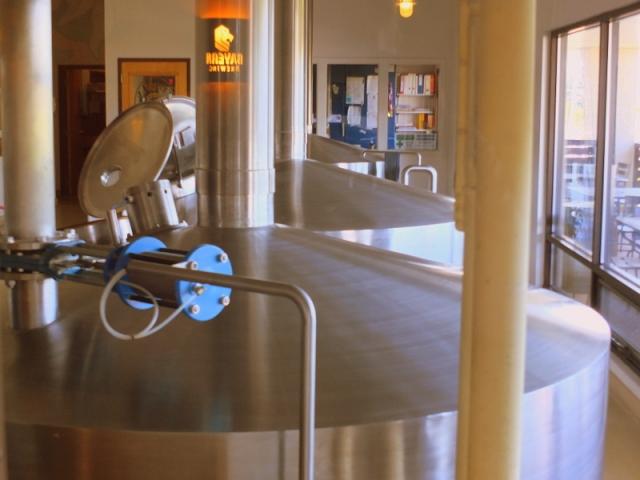 Bayern brewhouse