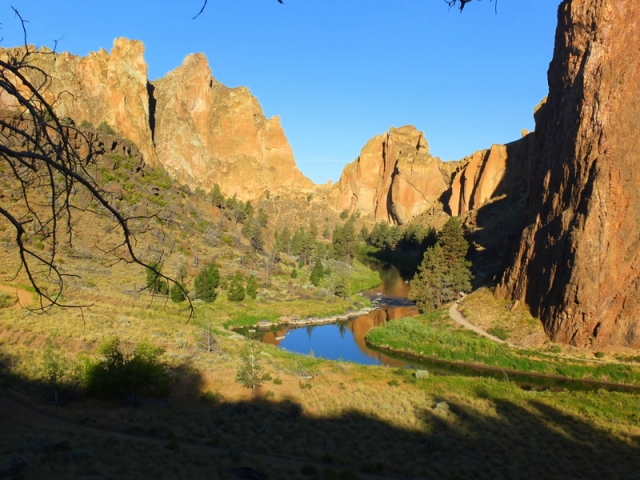 bend in the Crooked River