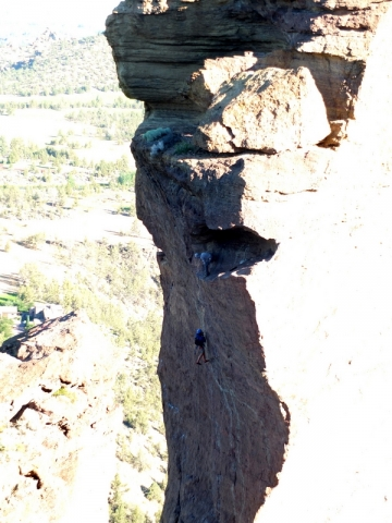 monkey face climber