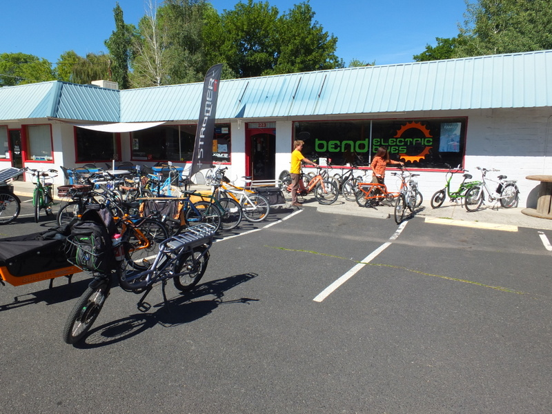 Bend Electric Bikes