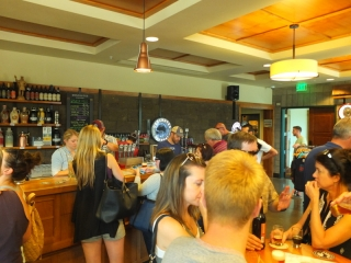 Deschutes tasting room