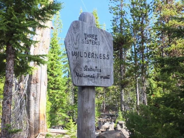 wilderness boundary