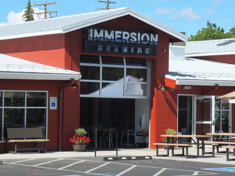 Immersion Brewing