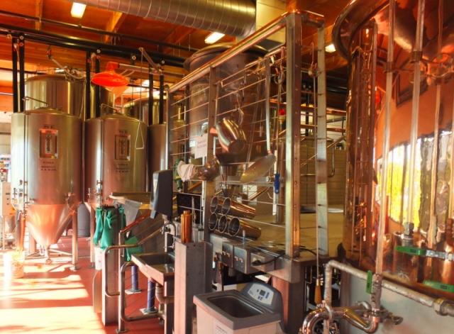 Crux brew house