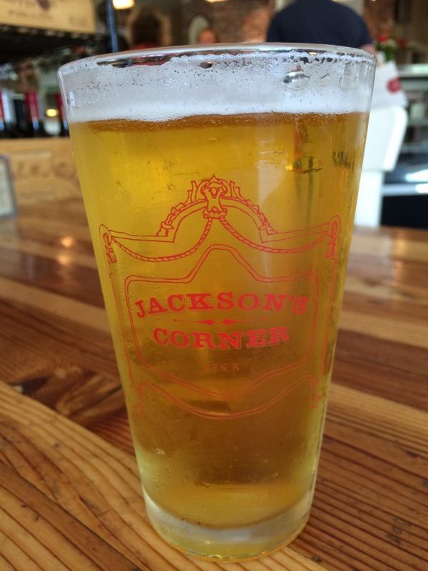 Boneyard Beer at Jackson's Corner