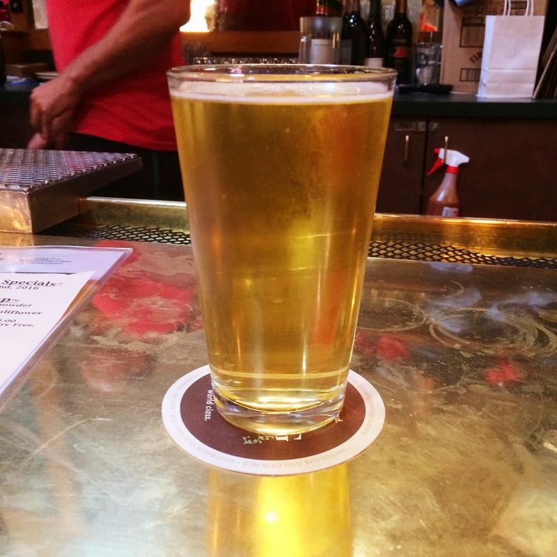 Bend Brewing Metolius Golden Ale