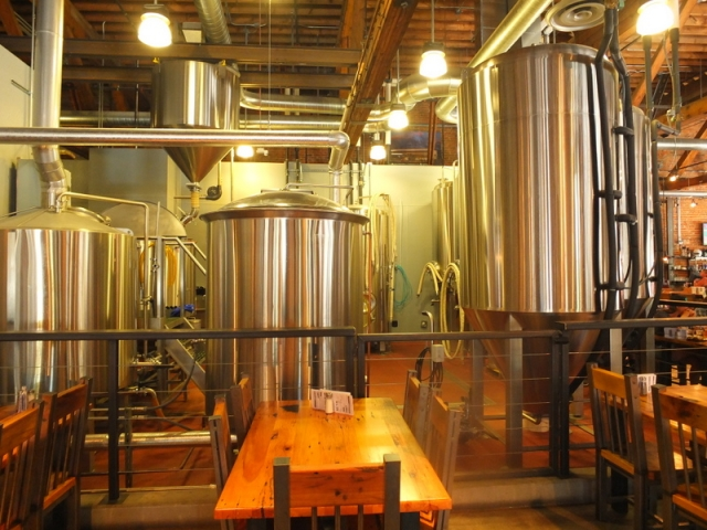 10 Barrel brew plant