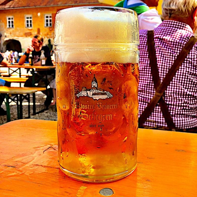 Kloster Brauerei Scheyern Hopfazupfabier