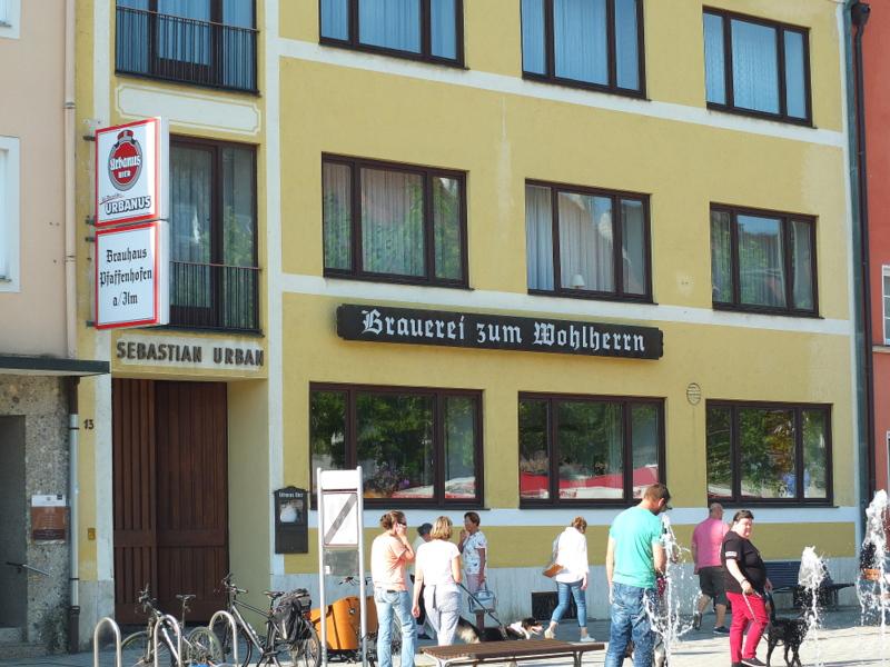 Urbanus Brauerei - Pfaffenhofen