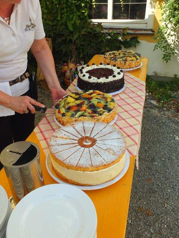 some desserts
