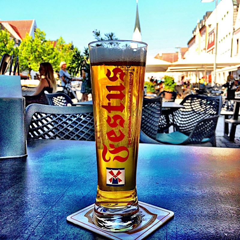 Müllerbräu Festus - an unfiltered kellerbier