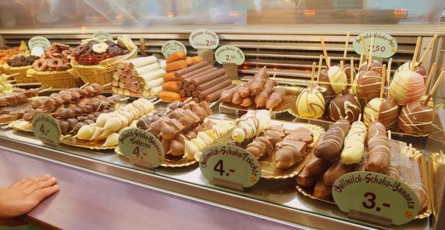Hallertauer Volksfest - confections