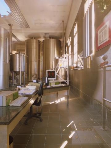 Brew house - Schlossbrauerei Au-Hallertau