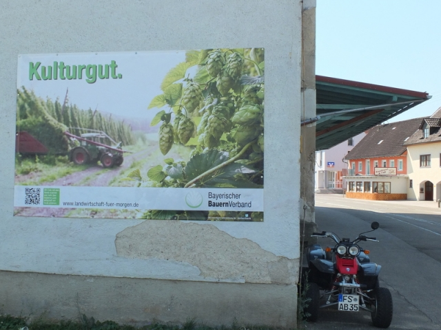 poster in Au in der Hallertau