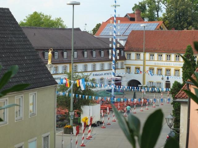 Burgerfest in Siegenburg