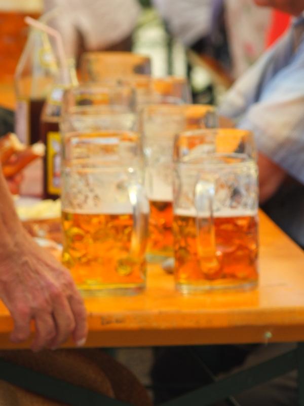 beer blur