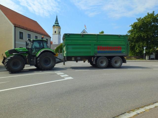 farmer in town