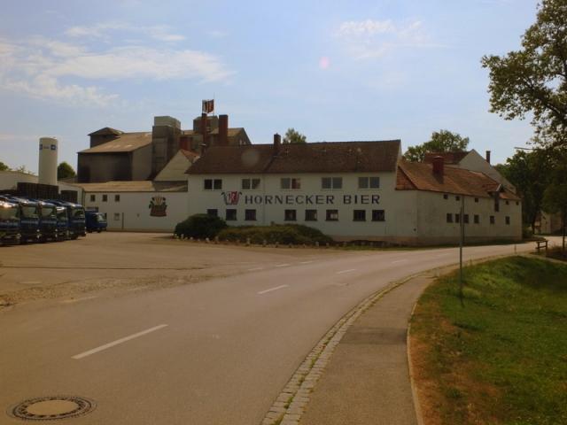 Hornecker Brauerei - Horneck