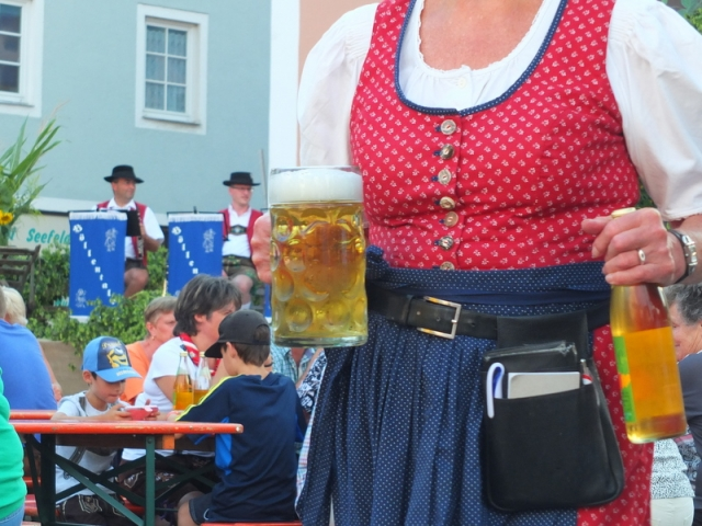 Burgerfest in Siegenburg