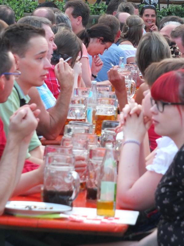 Burgerfest in Siegenburg - community