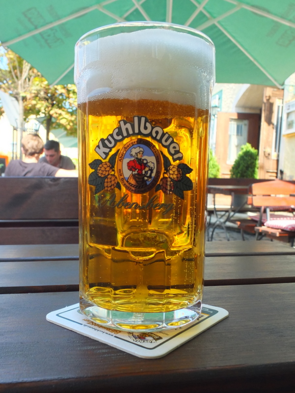Kuchlbauer Helles