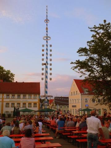 Siegenburg Maypole