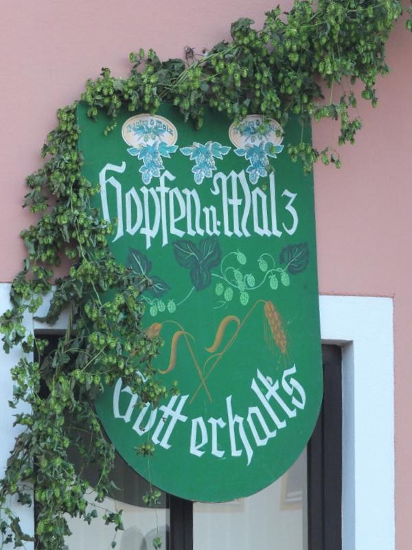 Hops and Malt ... God's salvation