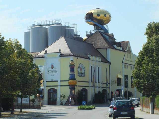Kuchlbauer Brewery - Abensberg