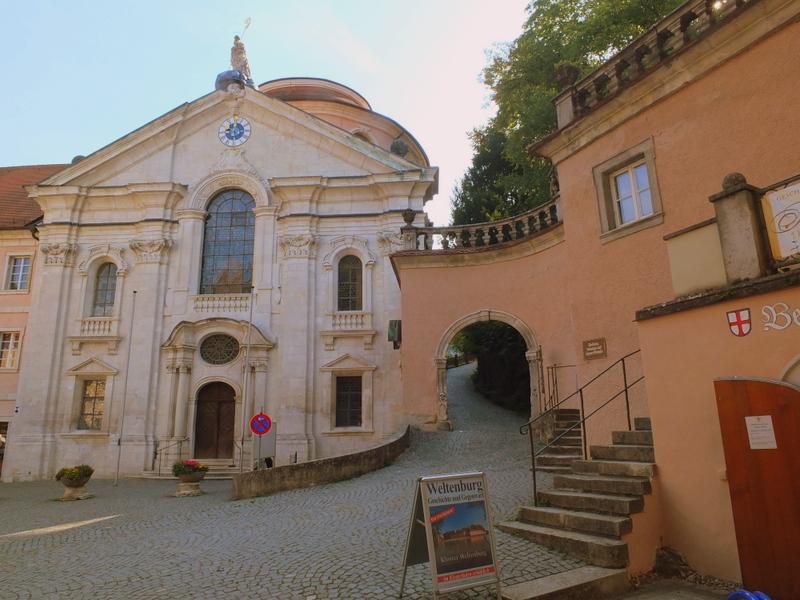 Kloster Weltenberg