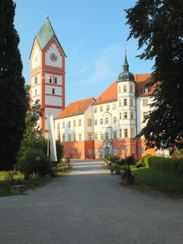 The 900+ year-old monastery has many beautiful buildings and gardens