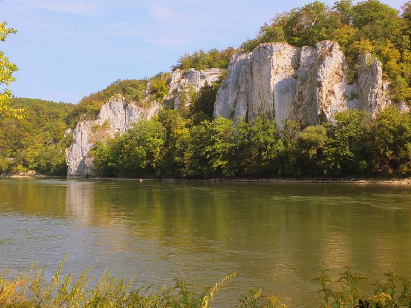 gorge near Weltenberg