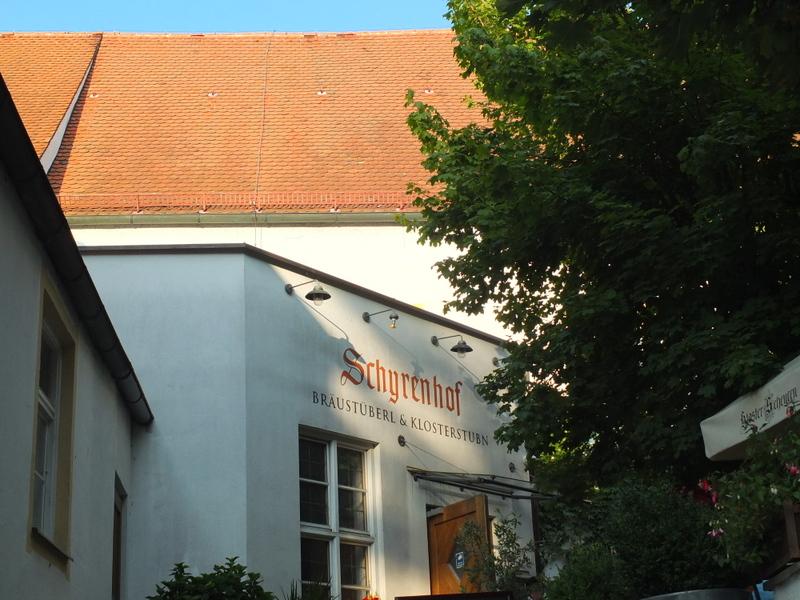 Klosterschenke Scheyern is a hotel and restaurant embedded in the monasterey