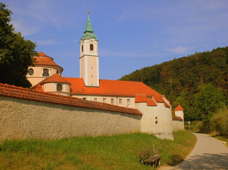 Kloster walls