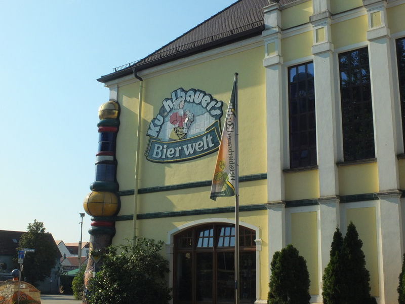 Kuchlbauer's Beer World - Abensberg