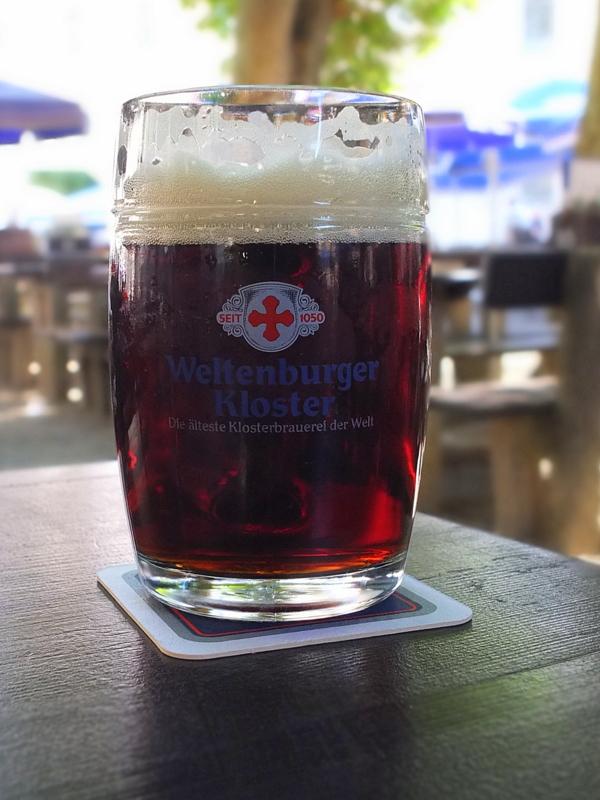 Kloster Weltenberg Dunkles