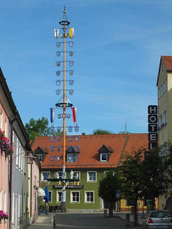 Maypole Windischeschenbach