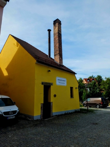 Windischeschenbach Kommunbrauhaus