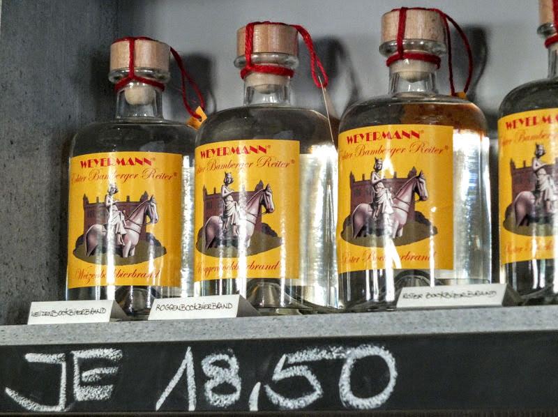 Weyermann gins