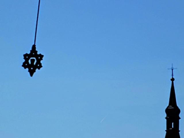 hanging Zoigl