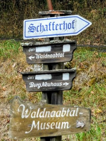 the way to Neuhaus