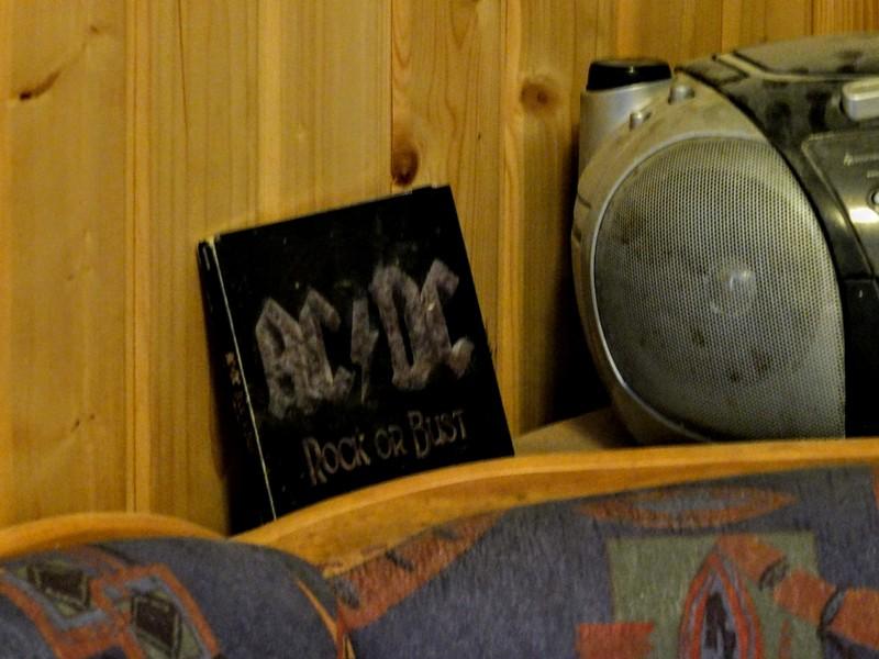 Hogi brews to AC/DC